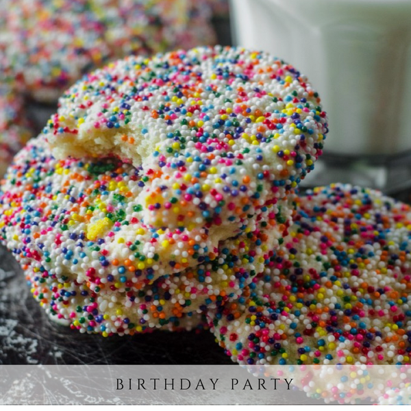 Birthday Party Cookie Kit