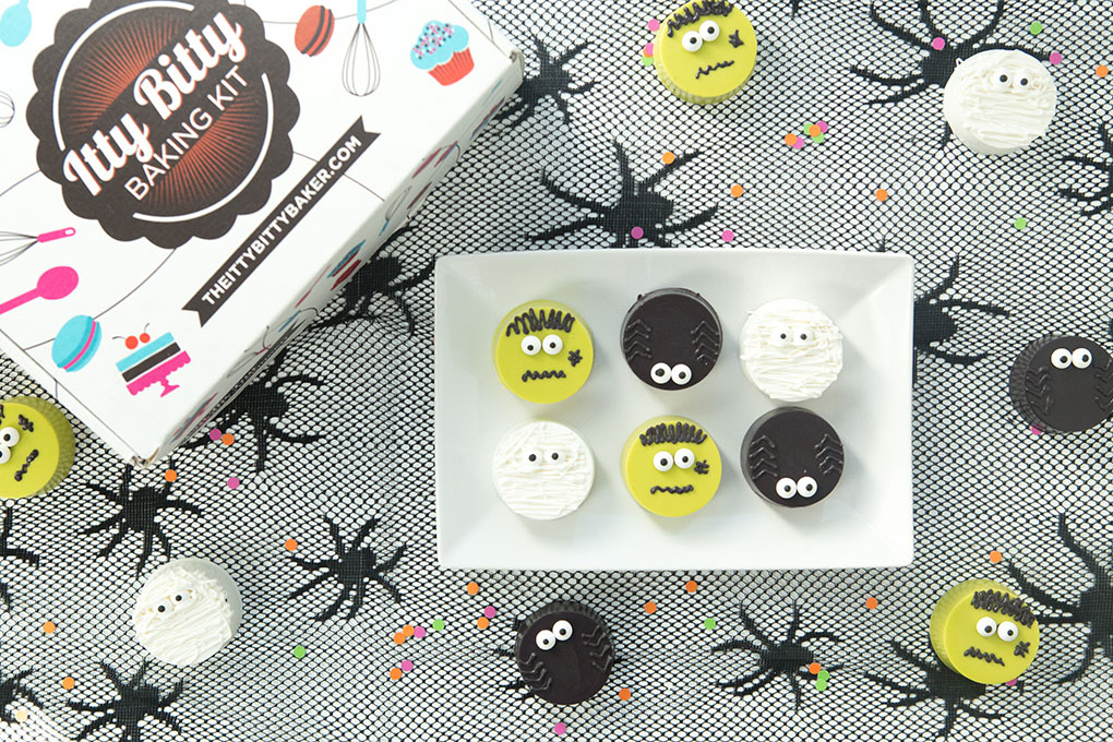 Halloween Kids Baking Kit