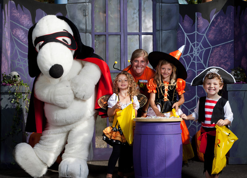 California Halloween Events For Kids