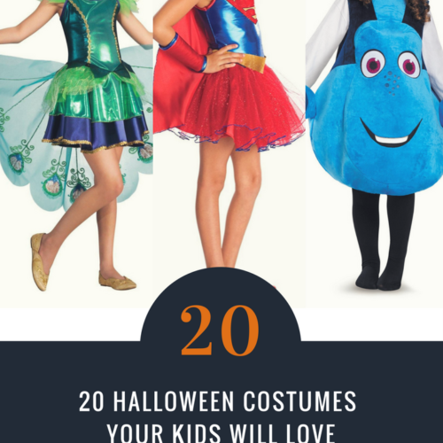 20 Halloween Costumes Your Kids Will Love
