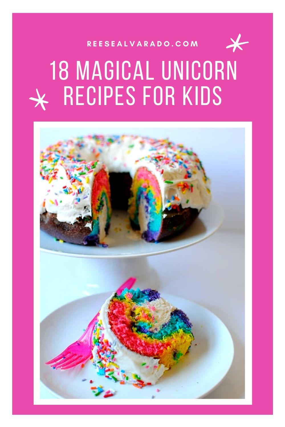 18 Magical Unicorn Recipes