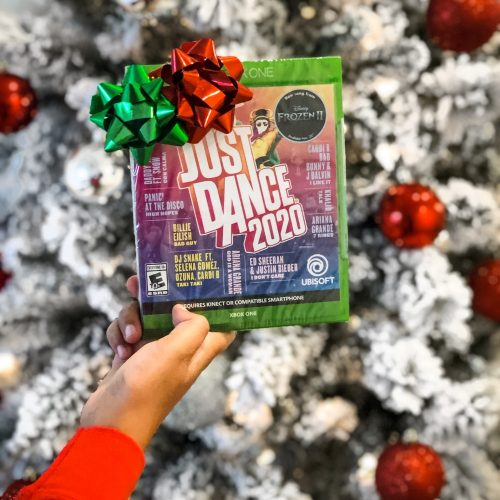 Dance Into the New Year with Just Dance 2020